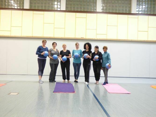Pilates_Gruppe