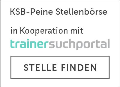 Stellenbörse / Trainersuchportal