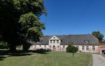 Haus 3 Konventualinnen Klosteranlage Malchow