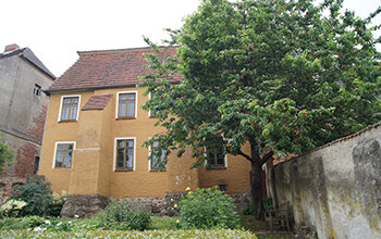 Klosteranlage Malchow Mauergarten