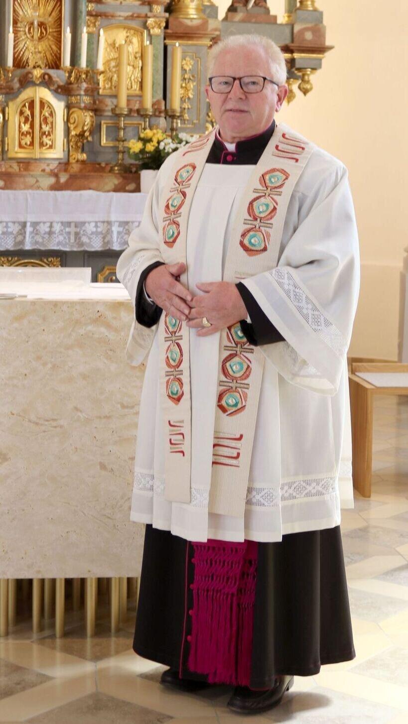 Monsignore Sperl