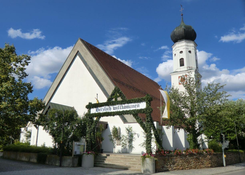 Kirche Miltach