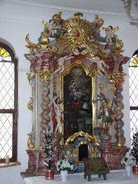 Schlosskapelle Miltach