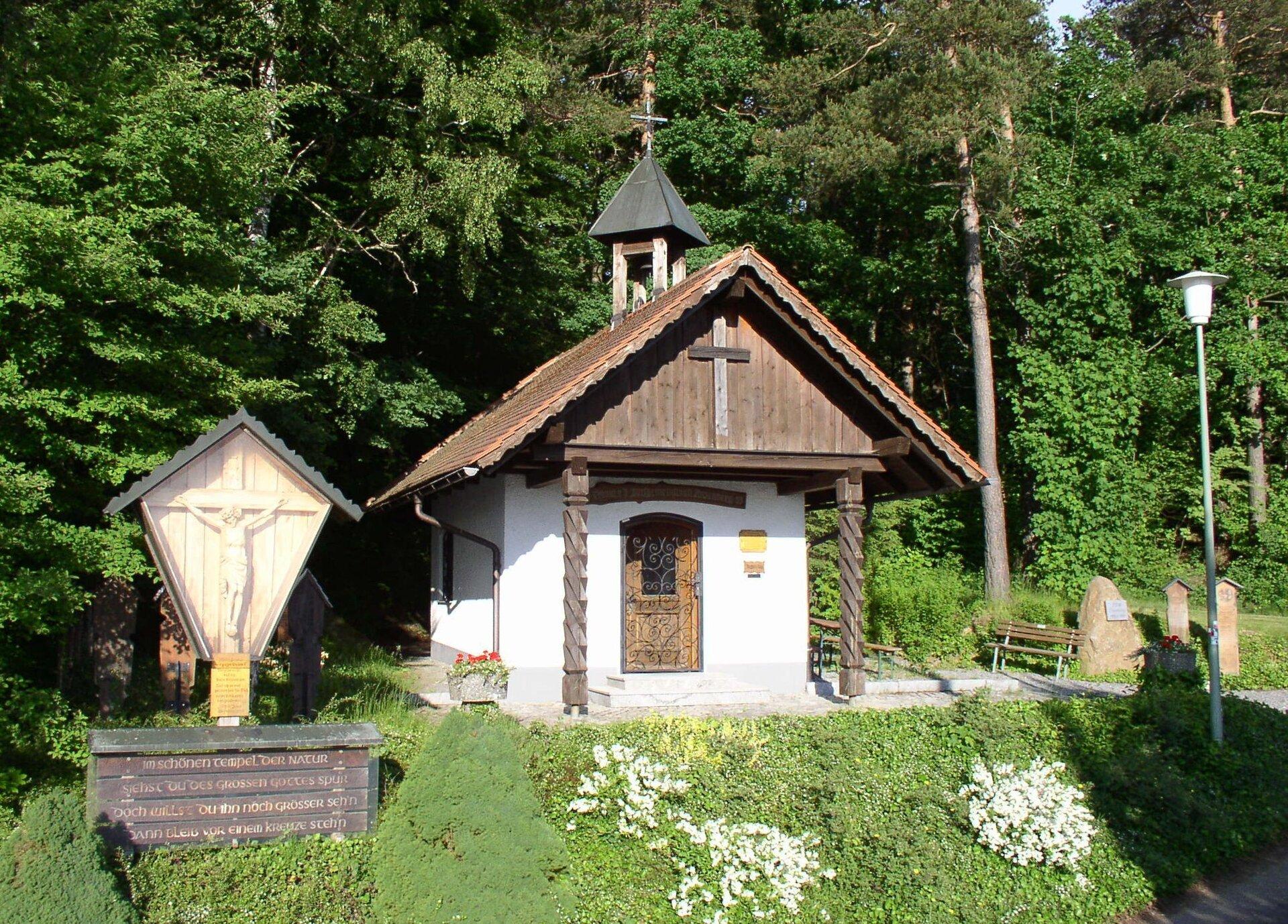 Fatimakapelle Anzenberg