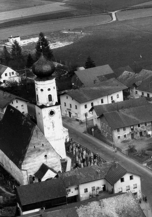 Alte Kirche Miltach