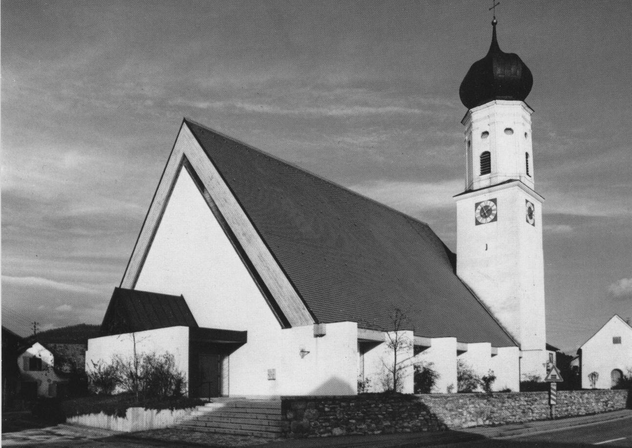 Kirche Neu