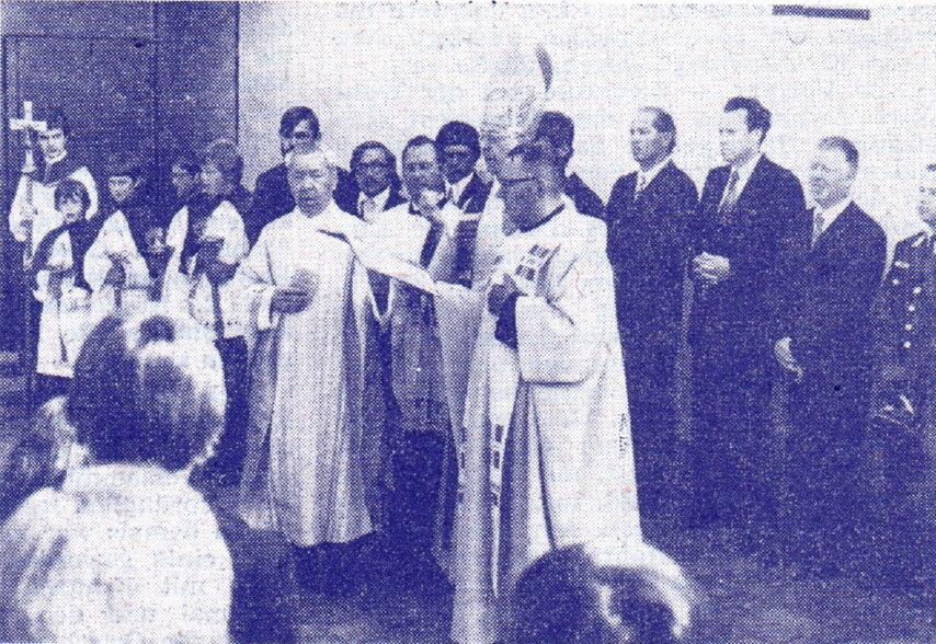 Kirchweihe Miltach