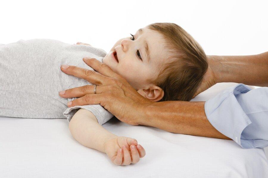 Kleinkind-Osteopathie