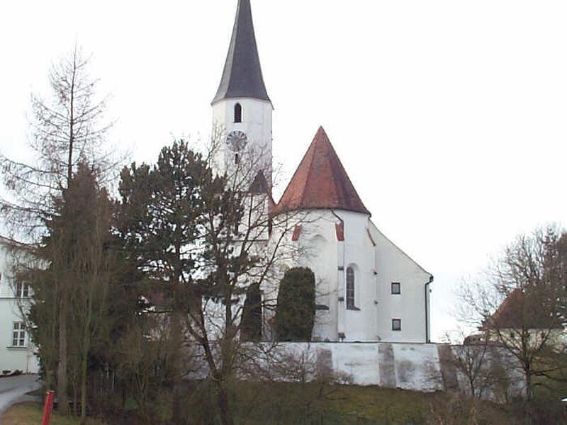 Pfarrkirche St. Georg und St. Urban