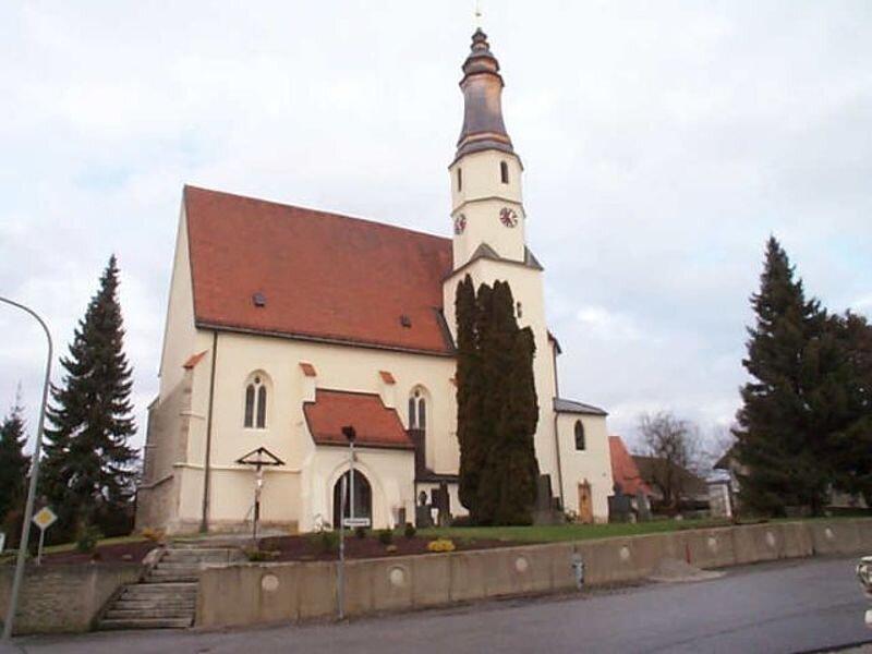 Pfarrkirche St. Stephanus in Prienbach