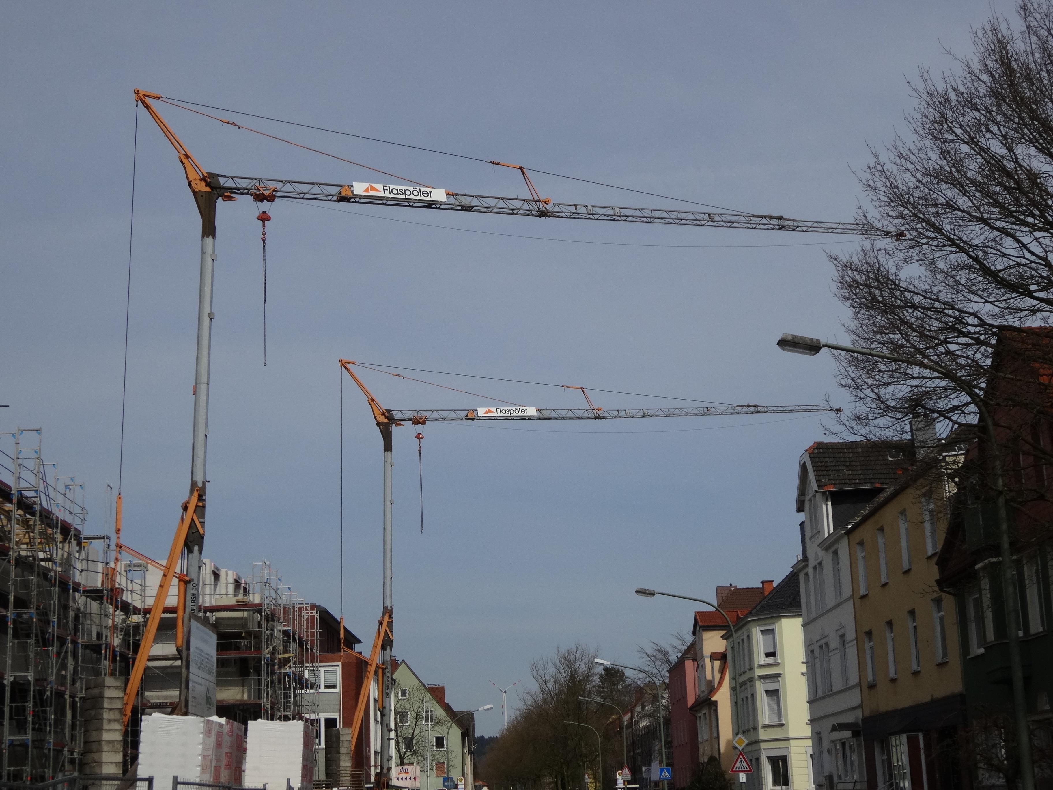 45 Wohnungen Bramstr. Osnabrück