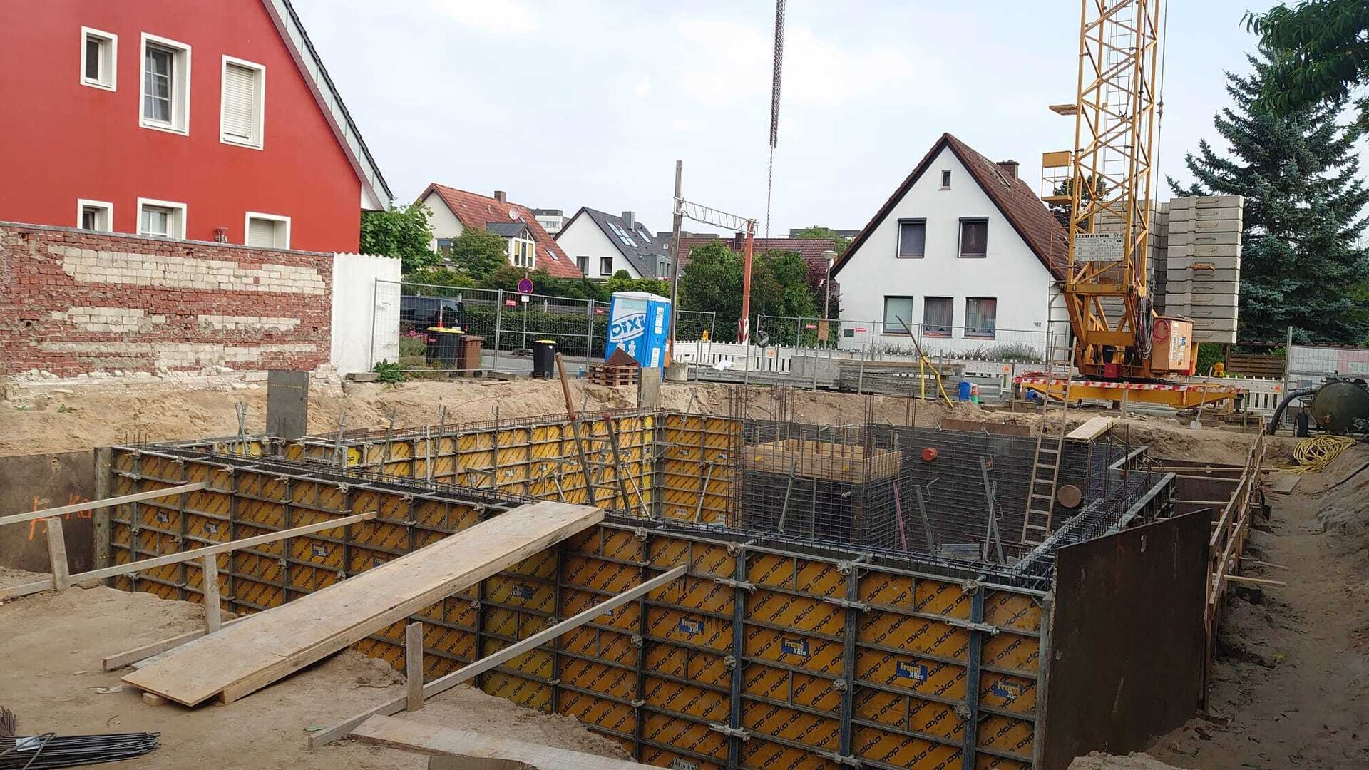Neubau EFH in Osnabrück