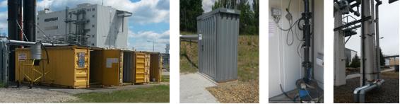 Abbildung 4: Beispiel einer Konditionierungsanlage auf dem Werksgelände  (Quelle: BASF)
