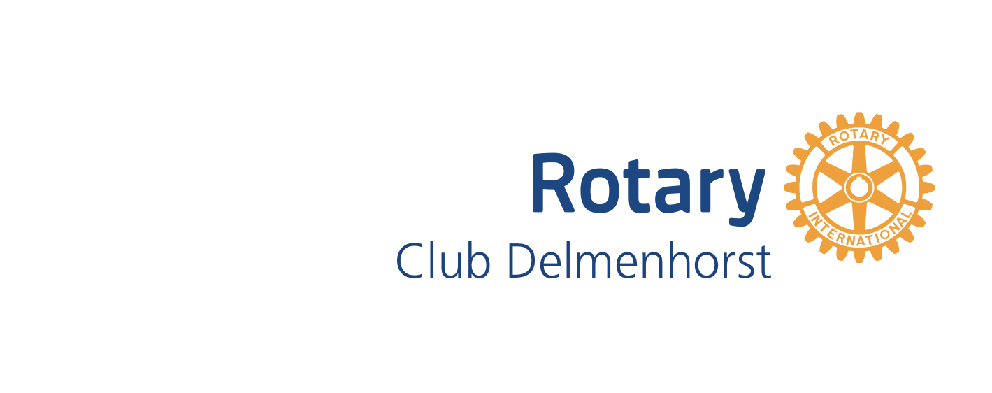 Logo Rotary Club Delmenhorst