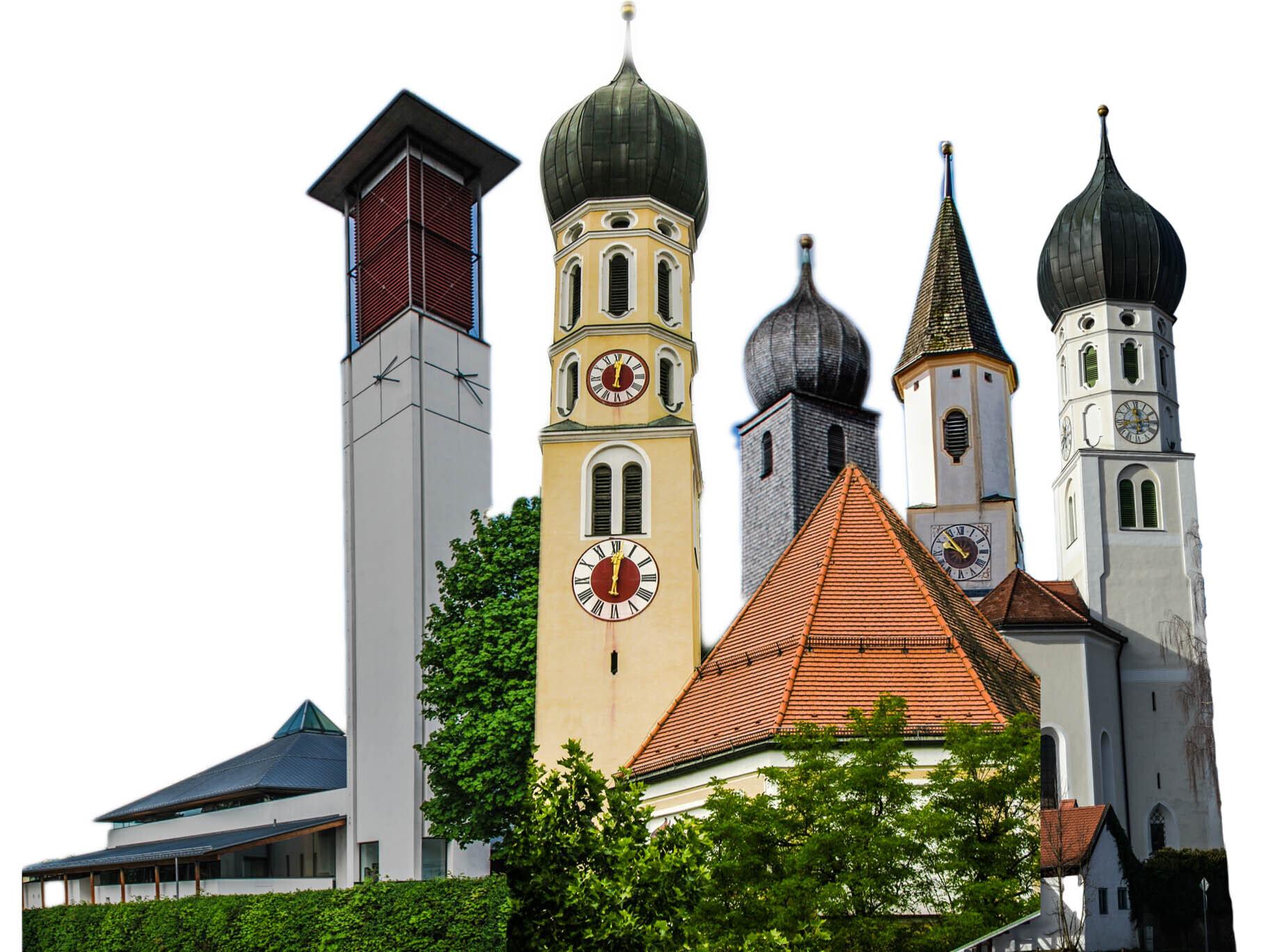 Stadtkirche Wolfratshausen