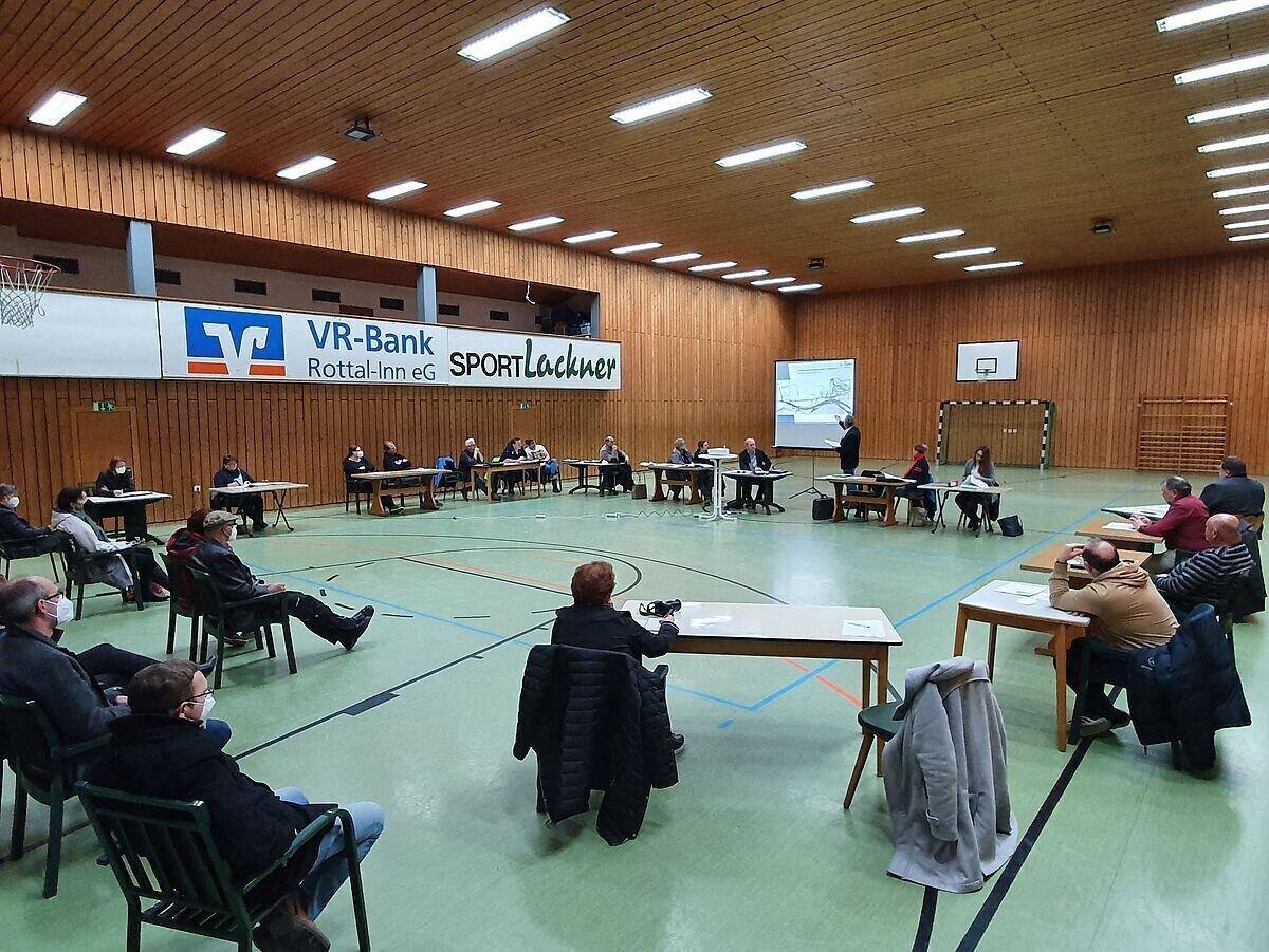 Bericht zum Streckenverlauf der A94 bei Stubenberg