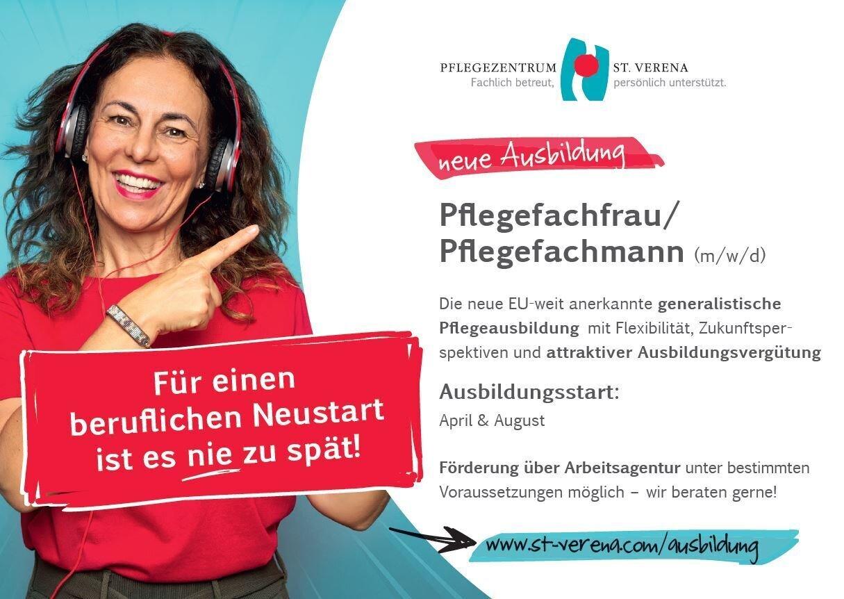 Pflegefachmann/frau