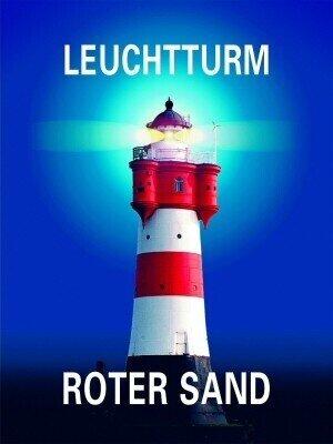 Buch Leuchtturm Roter Sand
