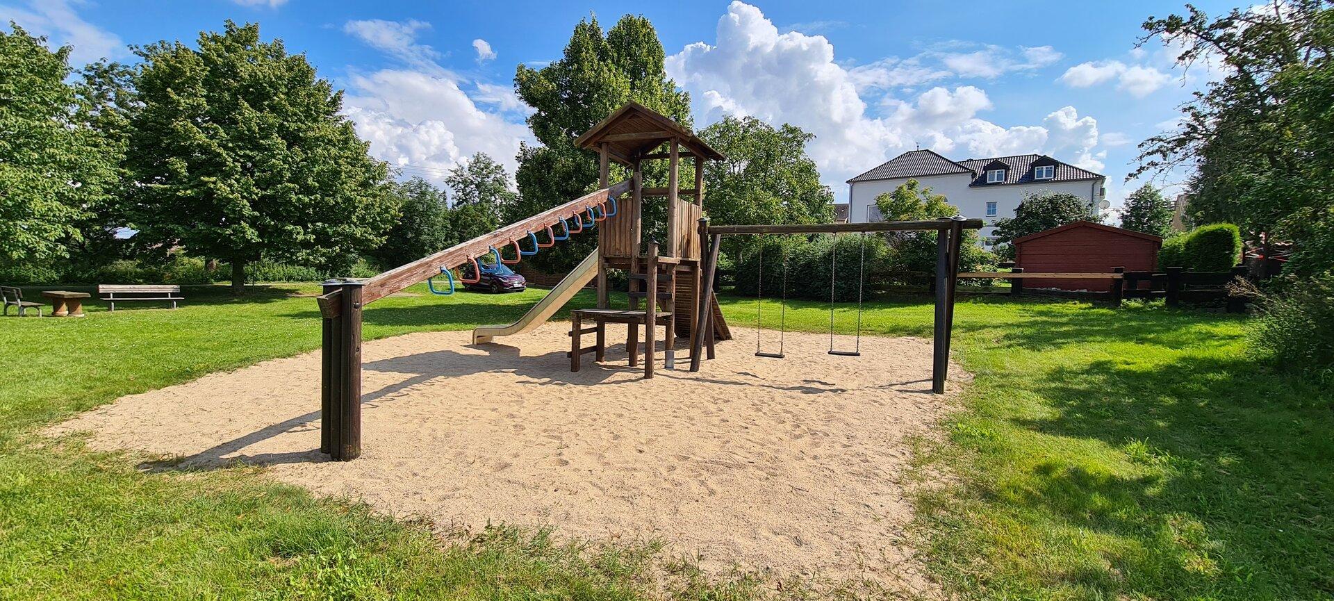 Spielplatz Görzig