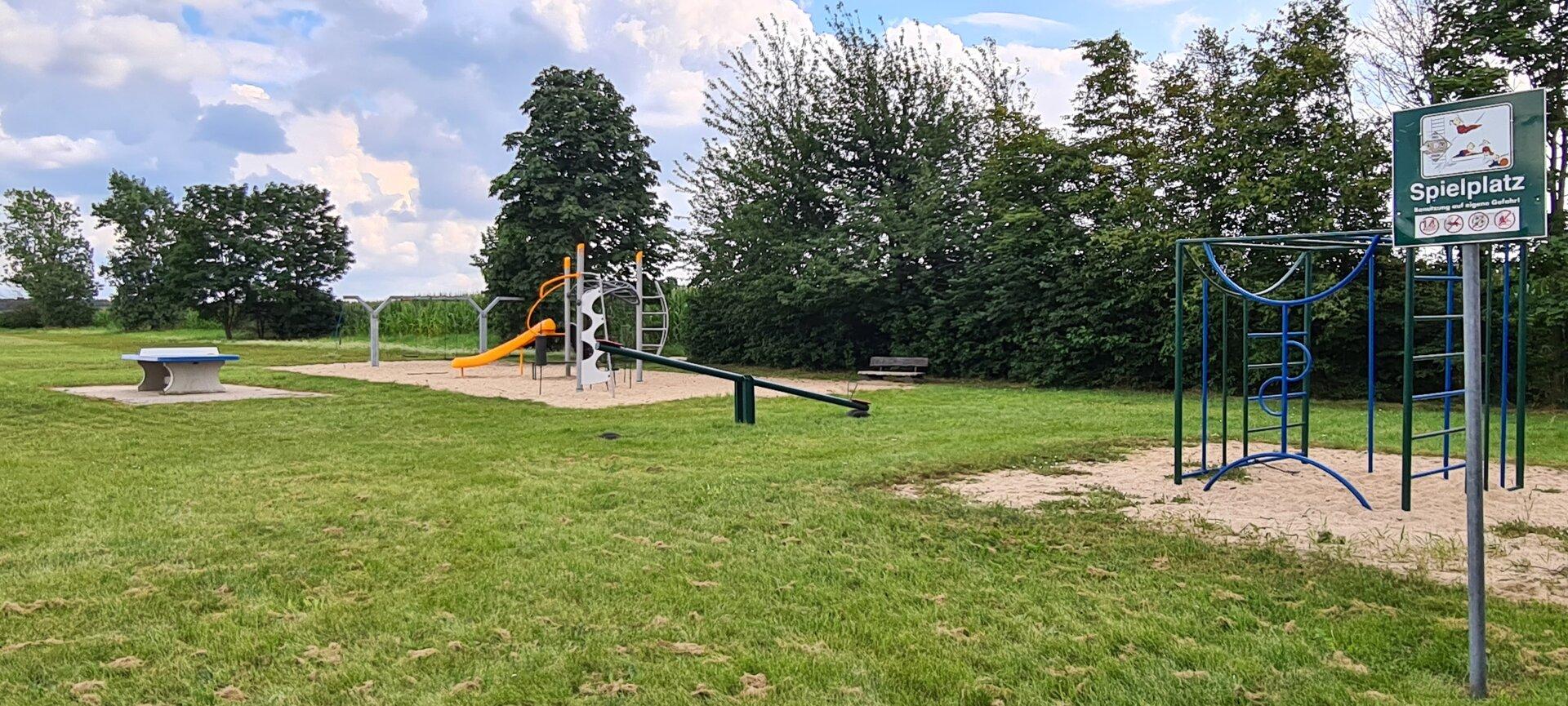Spielplatz Paußnitz