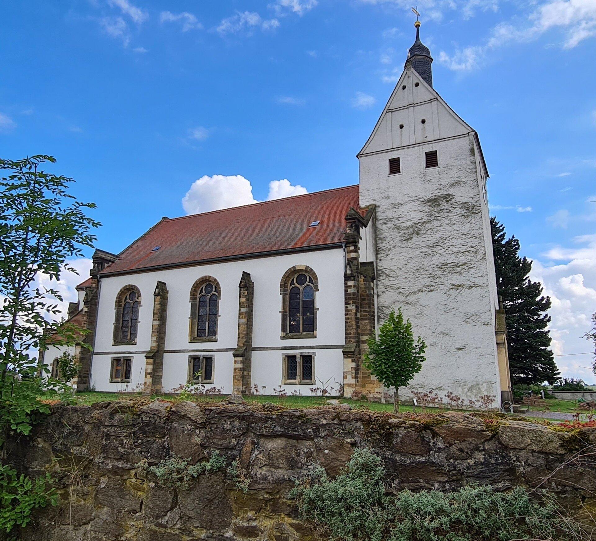 Kirche Paußnitz