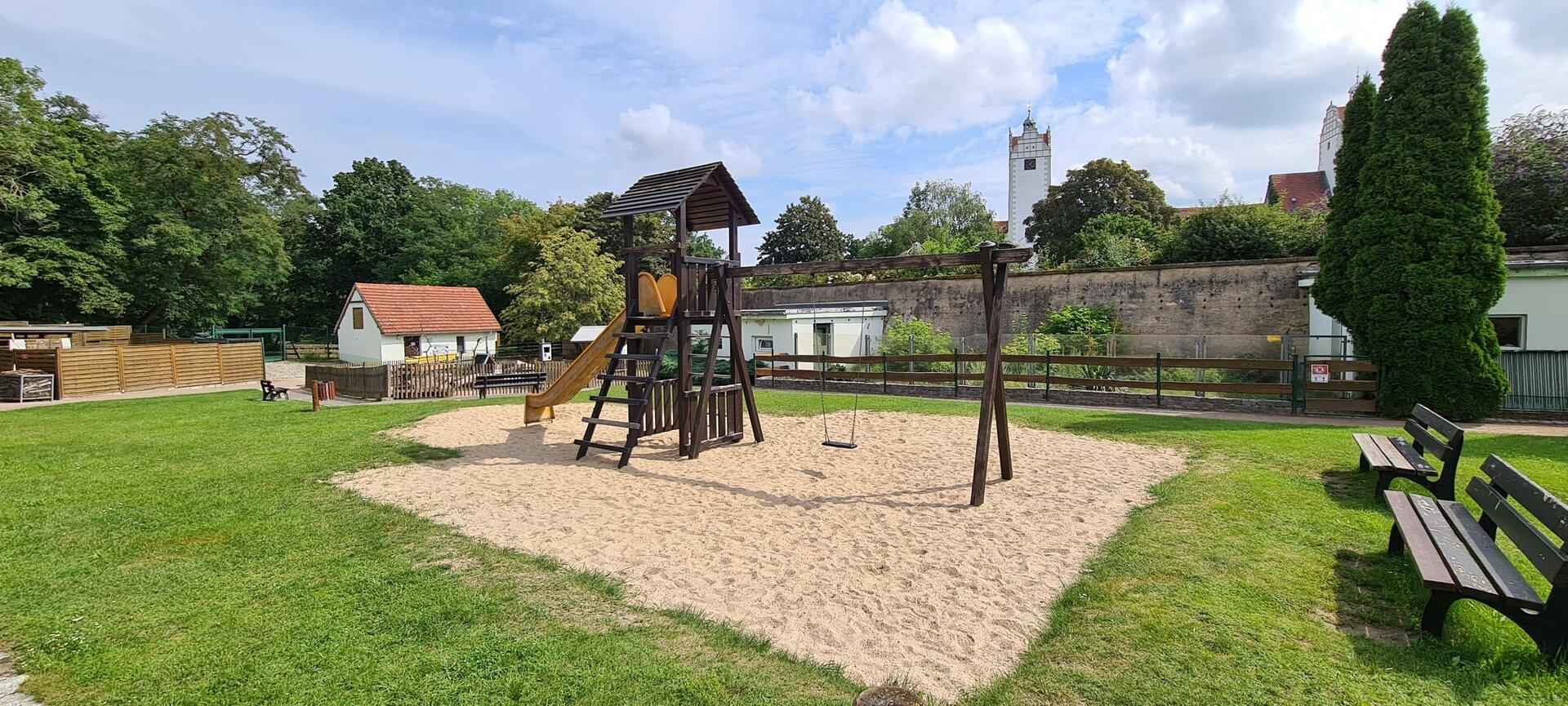 Spielplatz Tiergarten