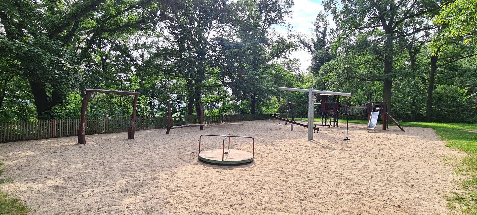 Spielplatz Stadtpark