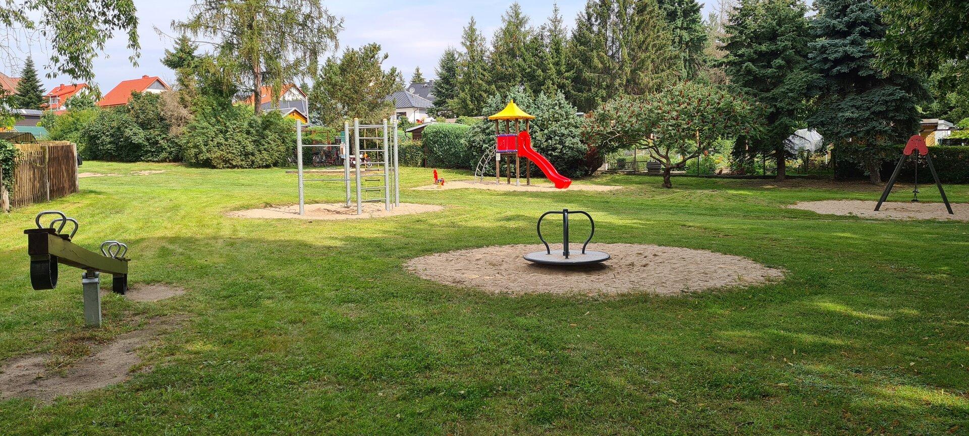 Spielplatz Schützenwiese