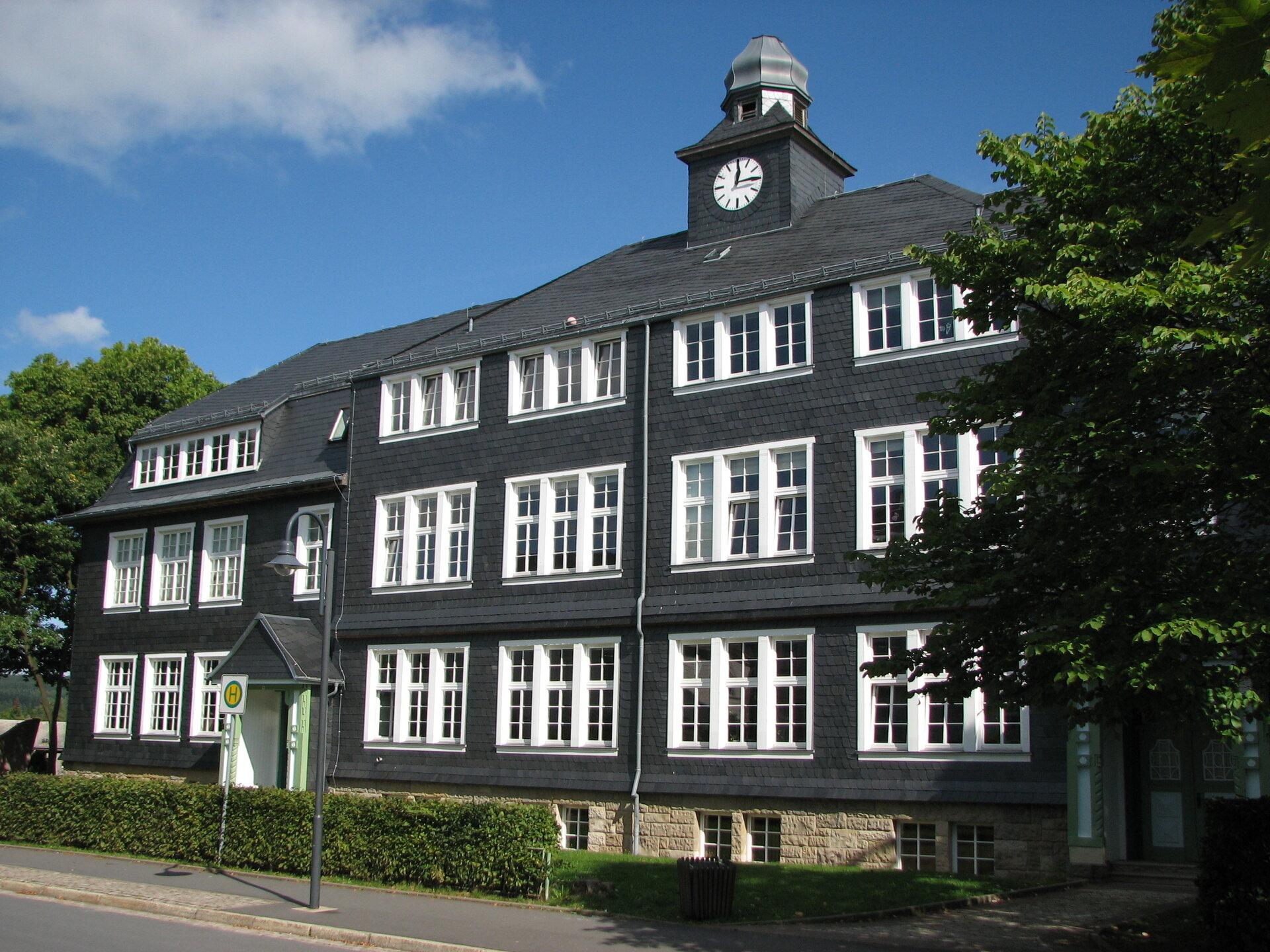 Grundschule und Gemeinschaftsschule Großbreitenbach