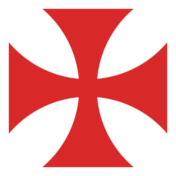Kreuz des Templerordens