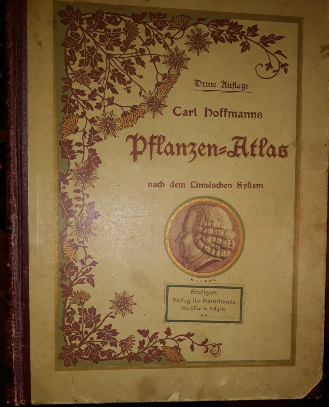 Carl Hoffmanns Pflanzen – Atlas