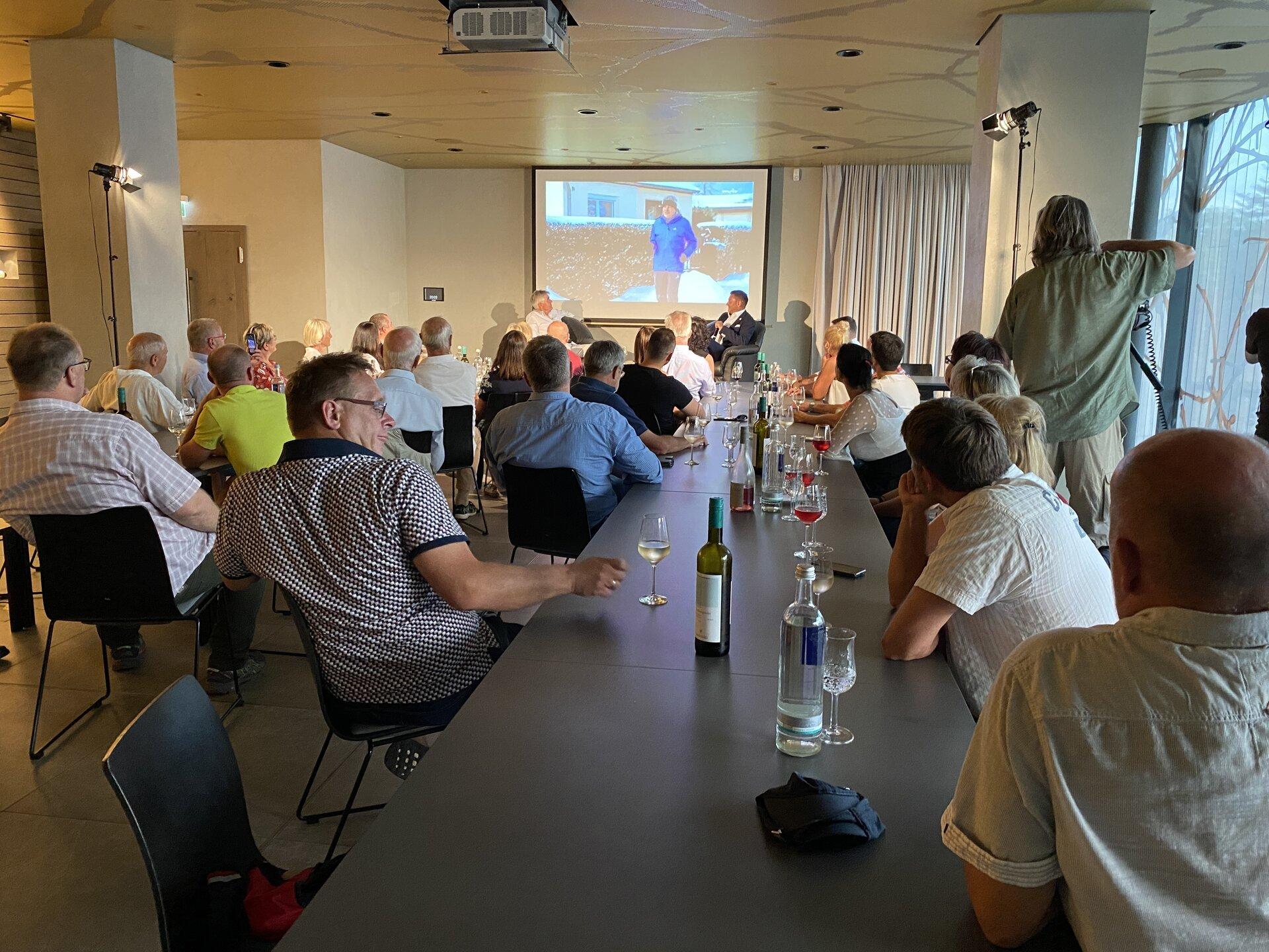 Gäste (Foto: Frank Nowak)
