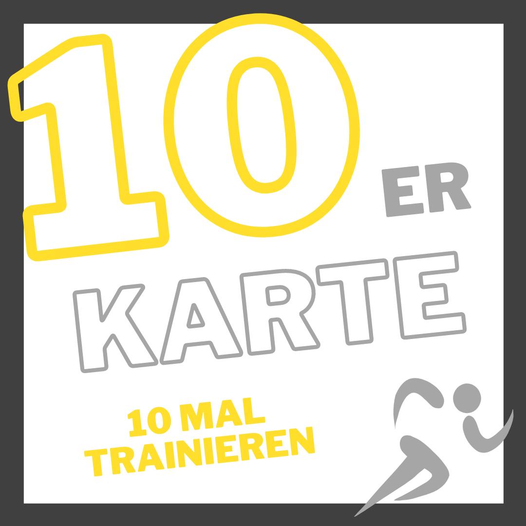 10er Karte Zentrum für Bewegung