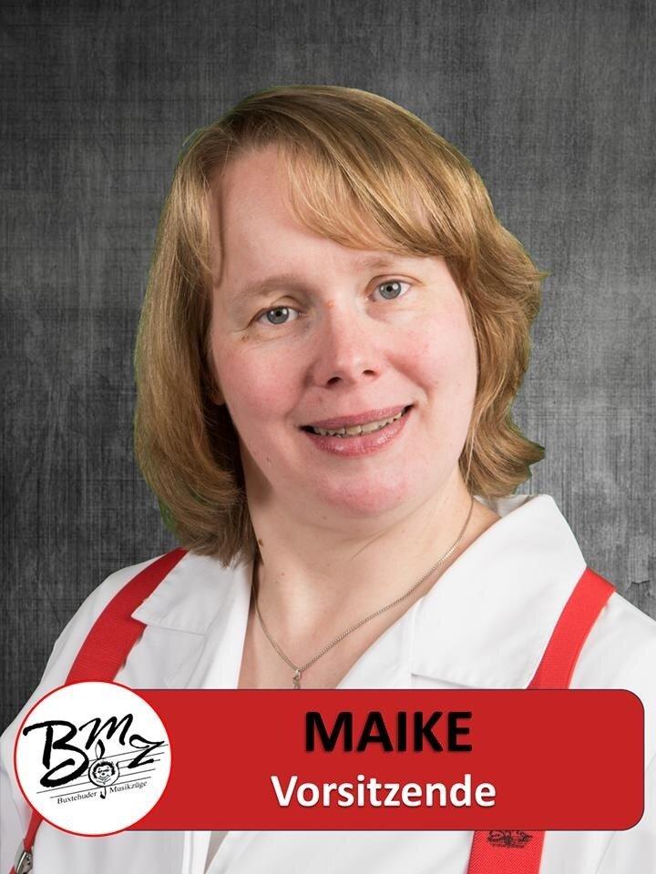 Vorsitzende - Maike Huster
