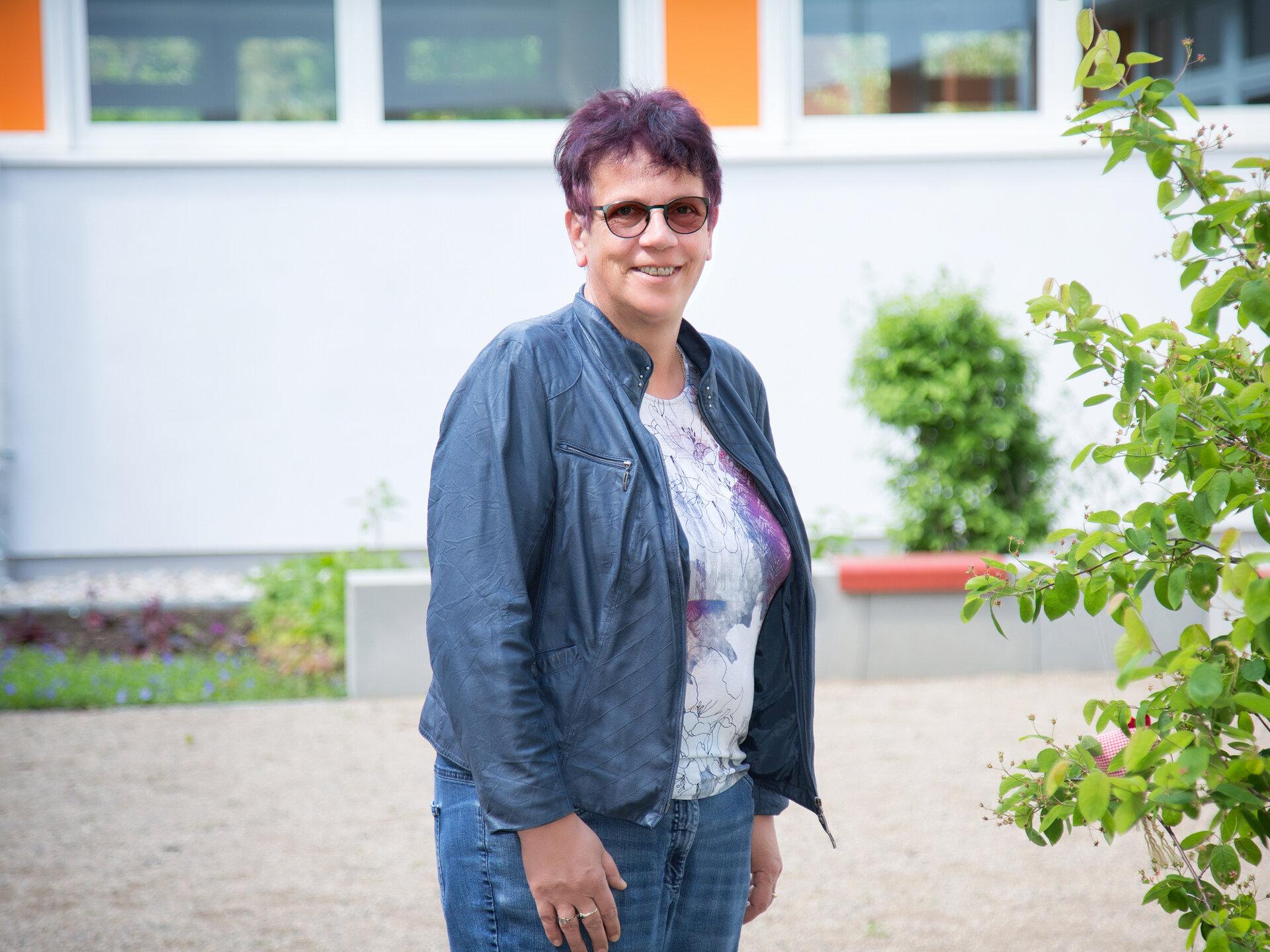 Frau Markowski