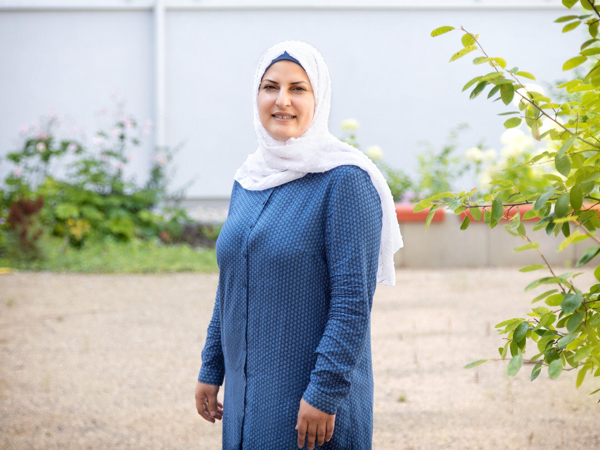 Frau Al Saaede