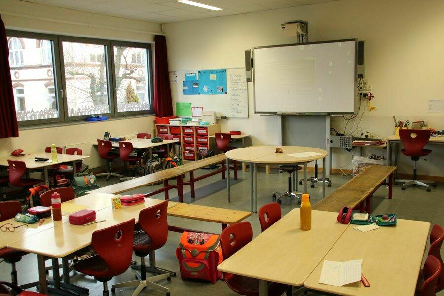 Klassenzimmer 3