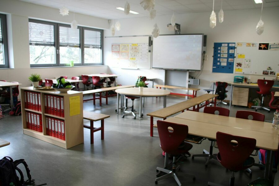 Klassenzimmer 4