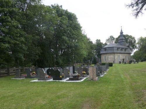 Friedhof Gillersdorf Foto Ralf Grund