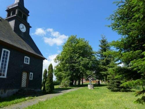 Friedhof Willmersdorf Foto Ralf Grund
