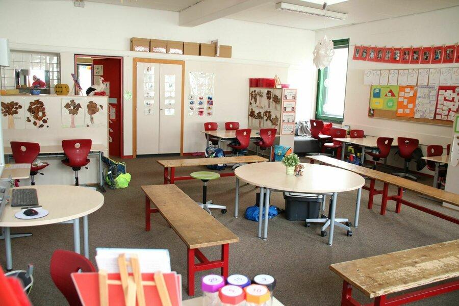 Klassenzimmer 1 + 2