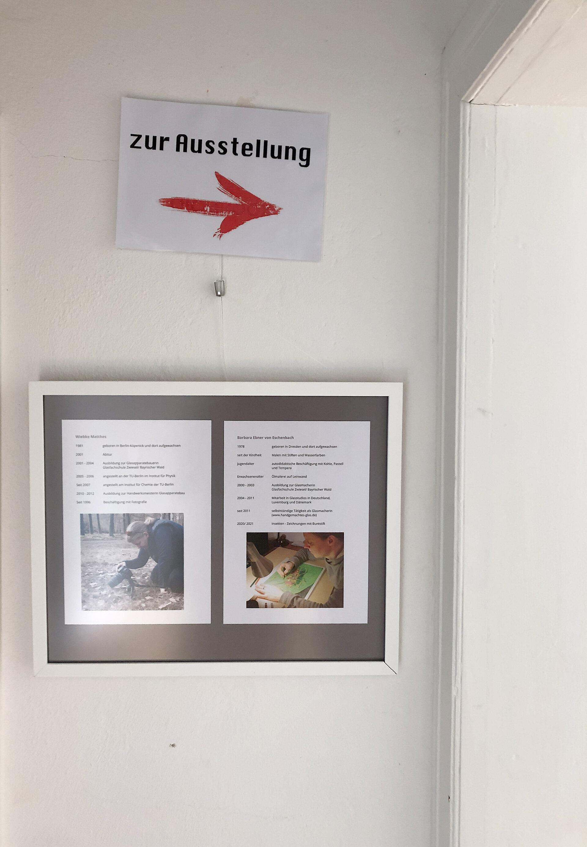 Zur Ausstellung