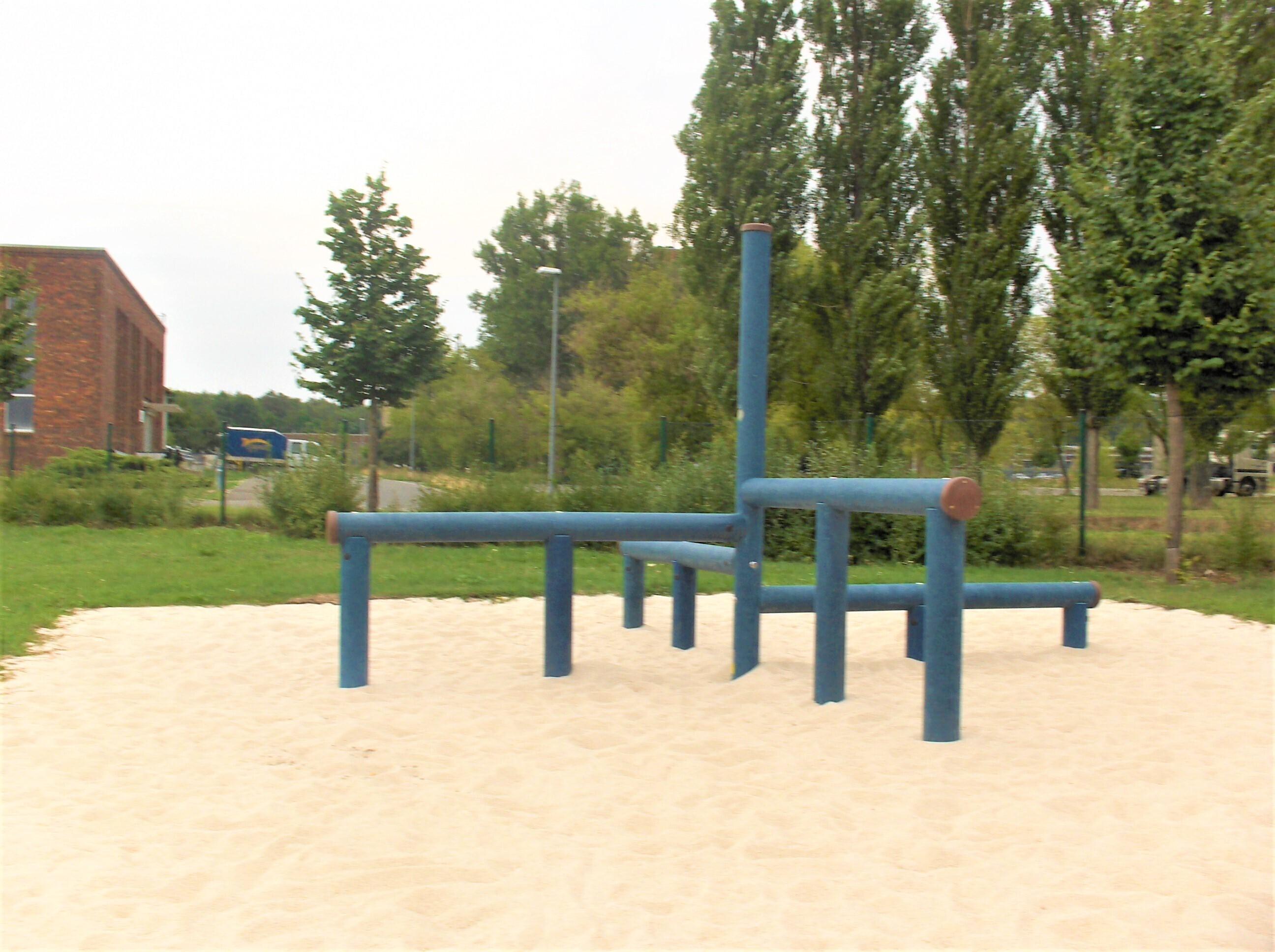 Spielplatz Balancierstern