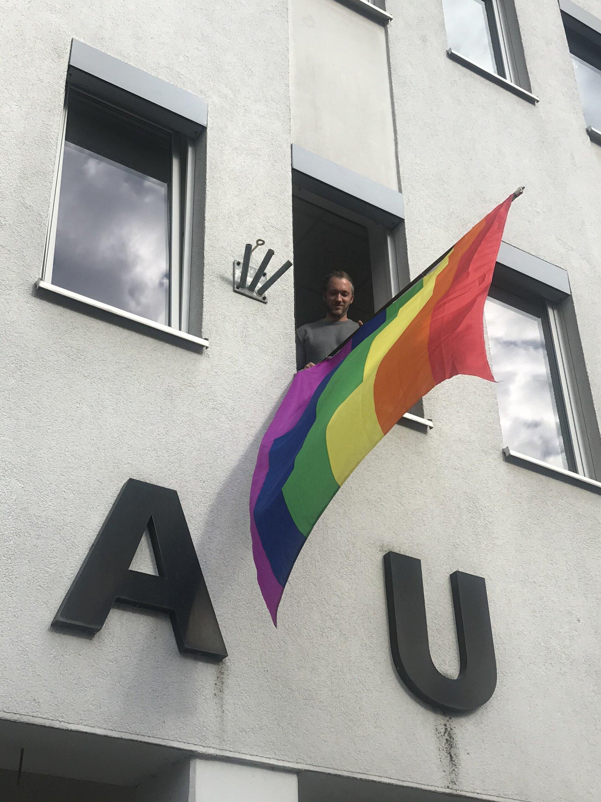17.Mai 2021 Tag gegen Homophobie