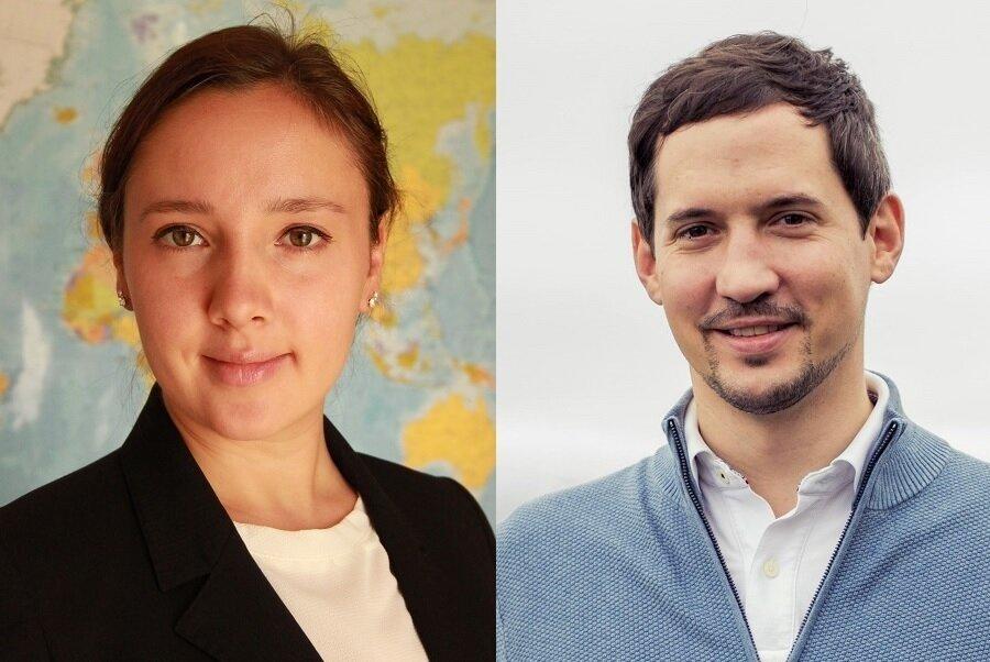 Marina Mischarin & Simon Bettighofer