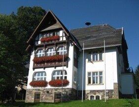 Bild des Rathauses der Gemeinde Leubsdorf