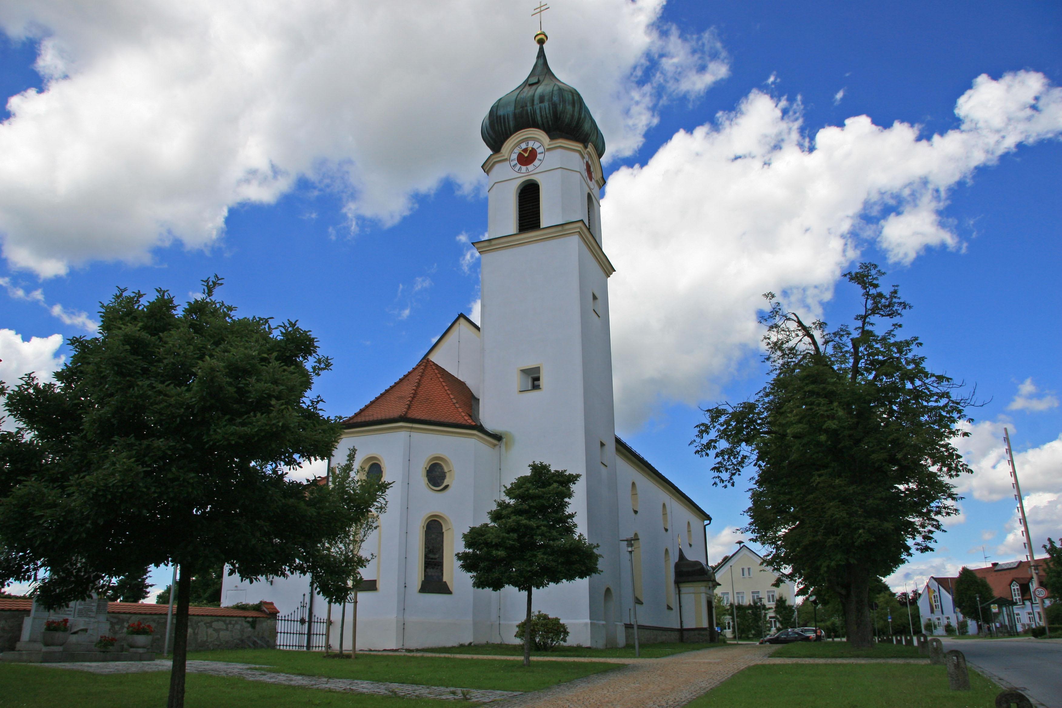 Kirche St. Josef Ruderting