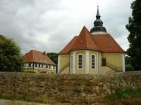 Kirche Großkmehlen