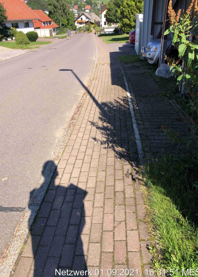 Breitband_Trasse Sägestraße_210913