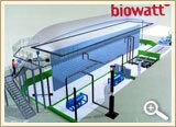 Verfahrenstechnik Biogasanlage